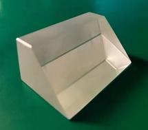 optical CAF2 prism