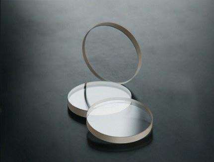 round optical windows