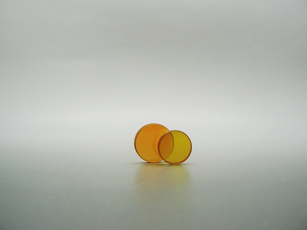 Zinc selenide lenses
