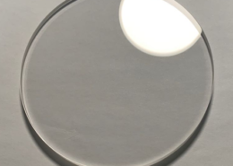sapphire optical window