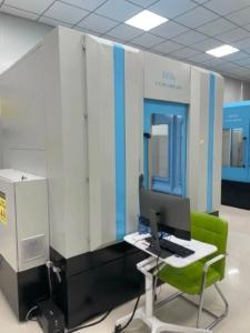 machining center for aspherical lens