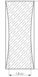 concave concave lens drawing