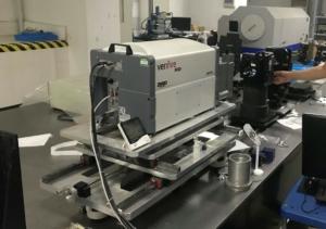 interferometer measurement of an asphere