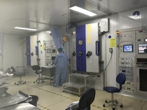 optical coating workshop