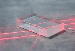 laser optics components